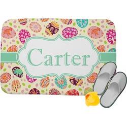 Easter Eggs Memory Foam Bath Mat (Personalized)