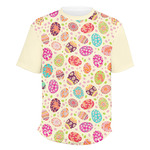 Easter Eggs Men's Crew T-Shirt (Personalized)