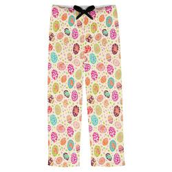 Easter Eggs Mens Pajama Pants (Personalized)
