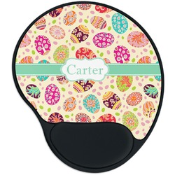 Easter Eggs Mouse Pad with Wrist Support