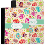 Easter Eggs Notebook Padfolio w/ Name or Text
