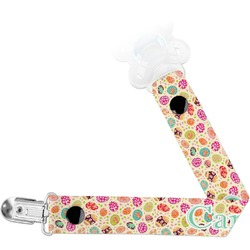 Easter Eggs Pacifier Clips (Personalized)