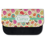 Easter Eggs Canvas Pencil Case w/ Name or Text