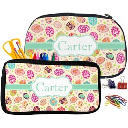 Easter Eggs Pencil / School Supplies Bag (Personalized)