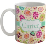 Easter Eggs Coffee Mug (Personalized)