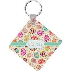 Easter Eggs Diamond Key Chain (Personalized)
