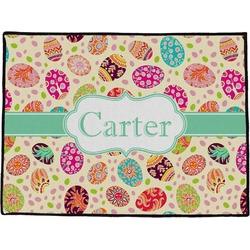 Easter Eggs Door Mat (Personalized)
