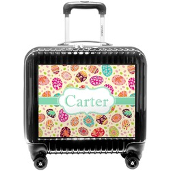 Easter Eggs Pilot / Flight Suitcase (Personalized)