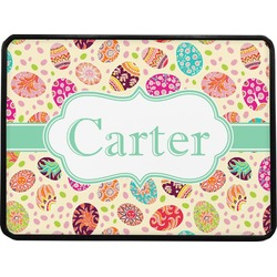 Easter Eggs Rectangular Trailer Hitch Cover (Personalized)
