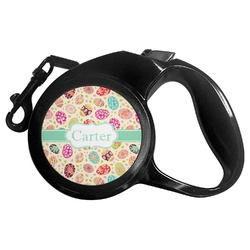 Easter Eggs Retractable Dog Leash (Personalized)