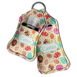 Easter Eggs Hand Sanitizer & Keychain Holder (Personalized)