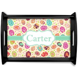 Easter Eggs Wooden Trays (Personalized)