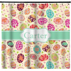 Easter Eggs Shower Curtain (Personalized)