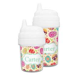 Easter Eggs Sippy Cup (Personalized)