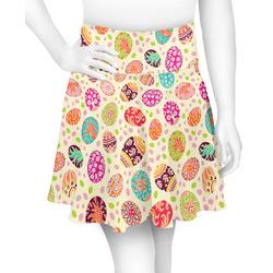 Easter Eggs Skater Skirt (Personalized)