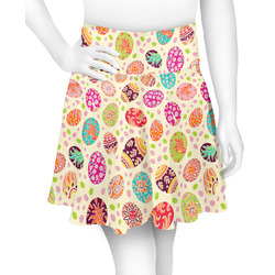 Easter Eggs Skater Skirt (Personalized)
