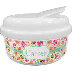 Easter Eggs Snack Container (Personalized)