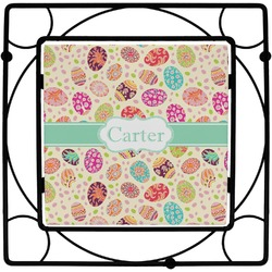 Easter Eggs Trivet (Personalized)