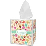 Easter Eggs Tissue Box Cover (Personalized)