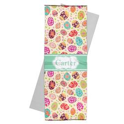 Easter Eggs Yoga Mat Towel (Personalized)