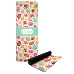 Easter Eggs Yoga Mat (Personalized)
