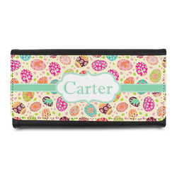 Easter Eggs Leatherette Ladies Wallet (Personalized)