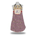 Vintage Stars & Stripes Apron (Personalized)