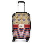 Vintage Stars & Stripes Suitcase (Personalized)