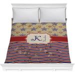 Vintage Stars & Stripes Comforter (Personalized)