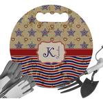 Vintage Stars & Stripes Gardening Knee Cushion (Personalized)