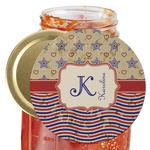 Vintage Stars & Stripes Jar Opener (Personalized)