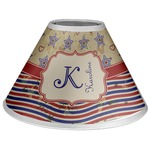 Vintage Stars & Stripes Coolie Lamp Shade (Personalized)