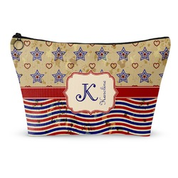 Vintage Stars & Stripes Makeup Bags (Personalized)
