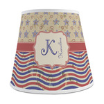 Vintage Stars & Stripes Empire Lamp Shade (Personalized)