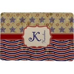 Vintage Stars & Stripes Comfort Mat (Personalized)