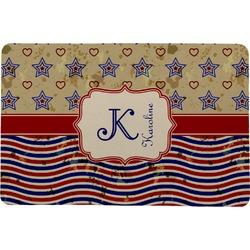 Vintage Stars & Stripes Comfort Mat (Personalized)