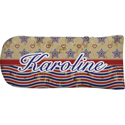 Vintage Stars & Stripes Putter Cover (Personalized)