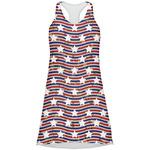 Vintage Stars & Stripes Racerback Dress (Personalized)