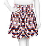 Vintage Stars & Stripes Skater Skirt (Personalized)