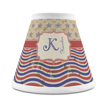 Vintage Stars & Stripes Chandelier Lamp Shade (Personalized)