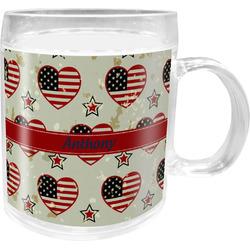 Americana Acrylic Kids Mug (Personalized)