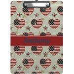 Americana Clipboard (Personalized)