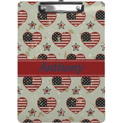 Americana Clipboard (Personalized)