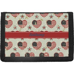 Americana Trifold Wallet (Personalized)