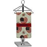 Americana Finger Tip Towel - Full Print (Personalized)