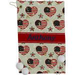 Americana Golf Towel - Full Print (Personalized)