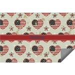 Americana Indoor / Outdoor Rug (Personalized)