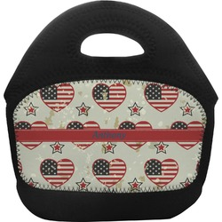 Americana Toddler Lunch Tote (Personalized)