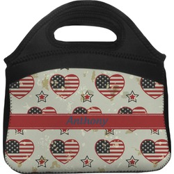 Americana Lunch Tote (Personalized)