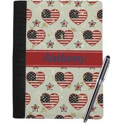 Americana Notebook Padfolio (Personalized)